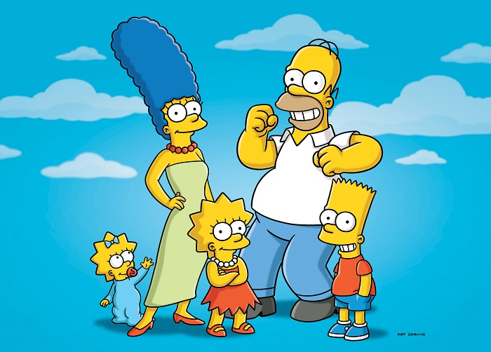Simpsonit WEB